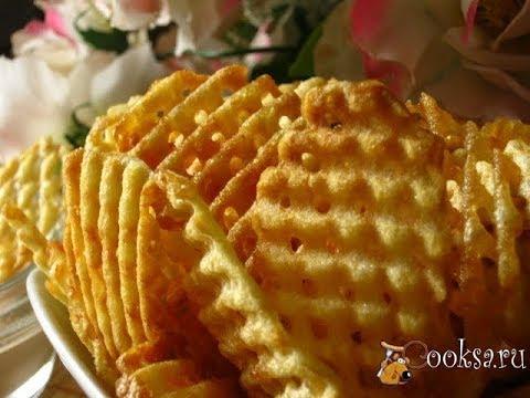 Картофельные чипсы на