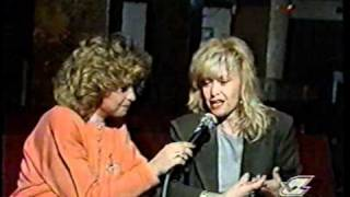 Gino Bramieri e Paola Quattrini a Taranto (1989)