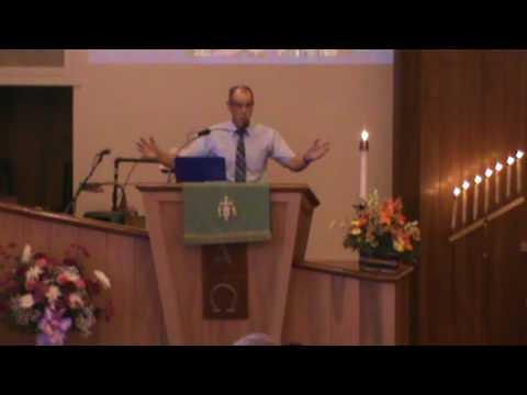 Sermon -  Fertile Ground -- Pastor Joe Ellis