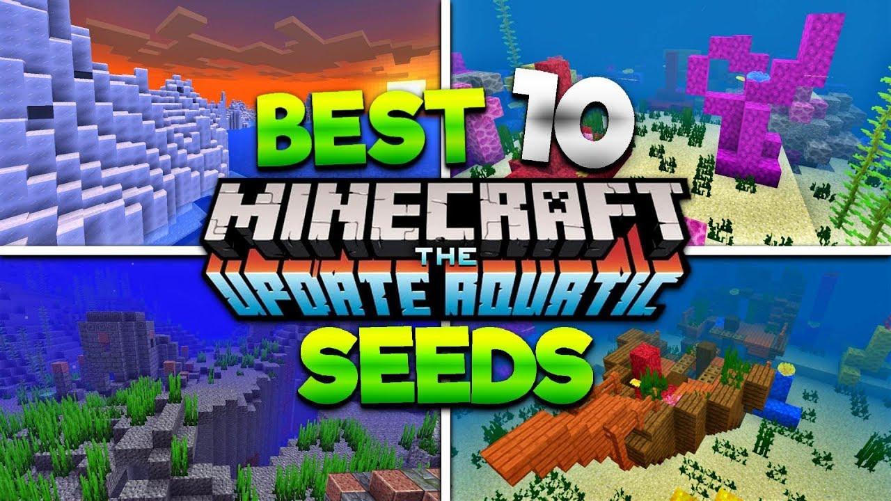 minecraft windows 10 edition update aquatic
