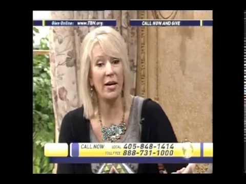 Christy Johnson on TBN March 2015