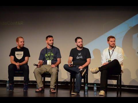 Debate Panel - NodeConf Argentina 2016