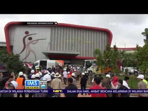 Jelang Asian Games 2018, Delegasi Olympic Council of Asia Tinjau Kesiapan Jakabaring Sport Center