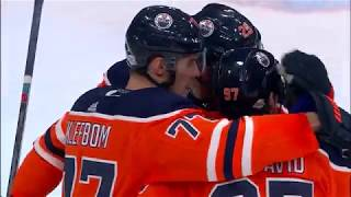Best NHL goals from February 2018