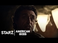 American Gods | Mr. Wednesday | STARZ の動画、YouTube動画。