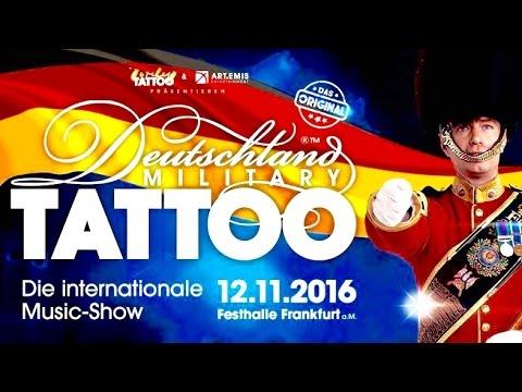 Deutschland Military Tattoo - Frankfurt 2016
