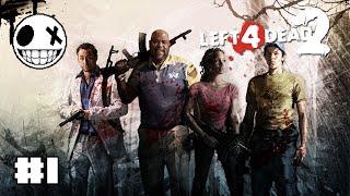 Left 4 Dead 2 - #1 Зомби апокалипсис