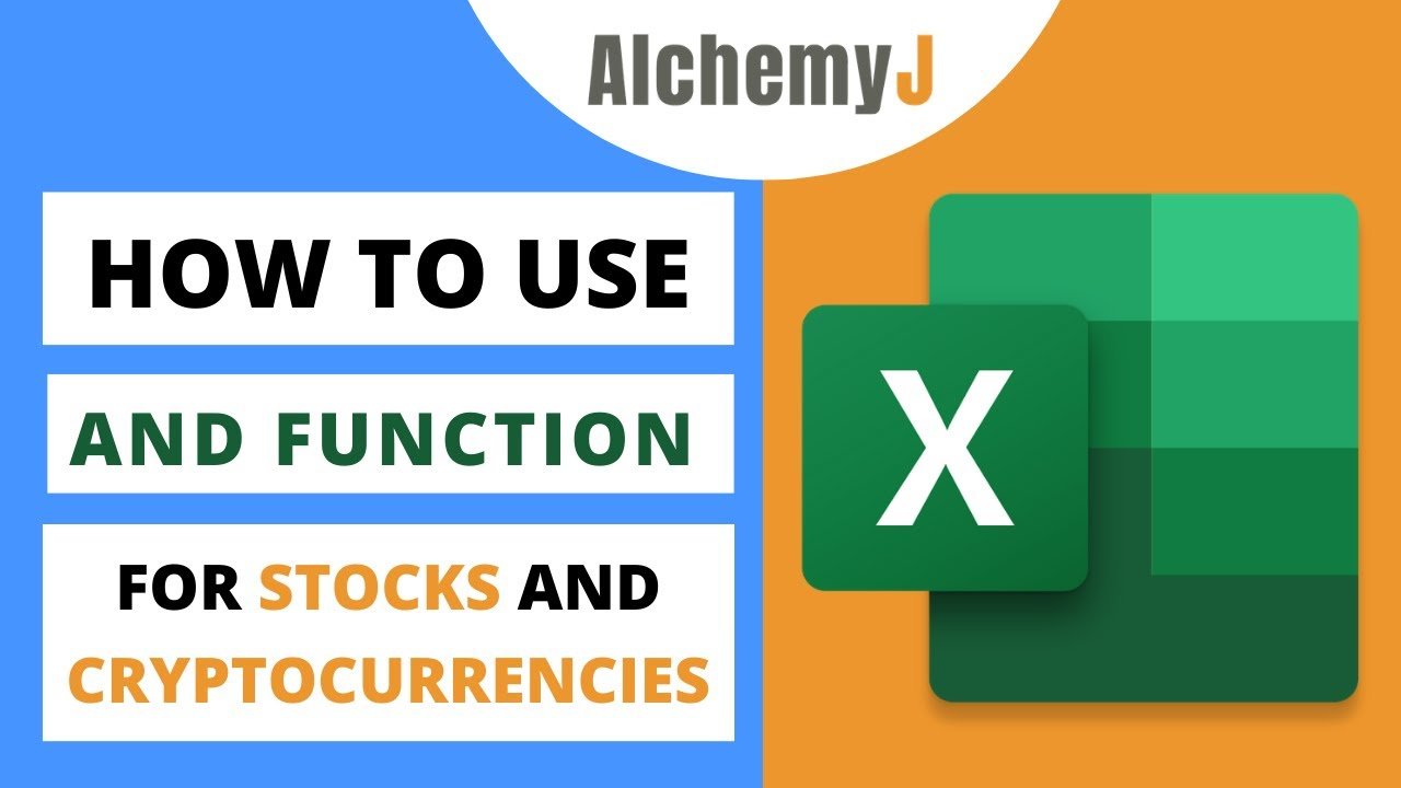 Basic Excel Function - How to use AND Function in Excel