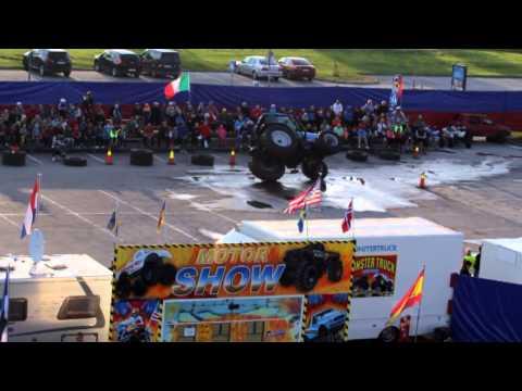 Aranis Klaas Monstertruck & Stuntshow