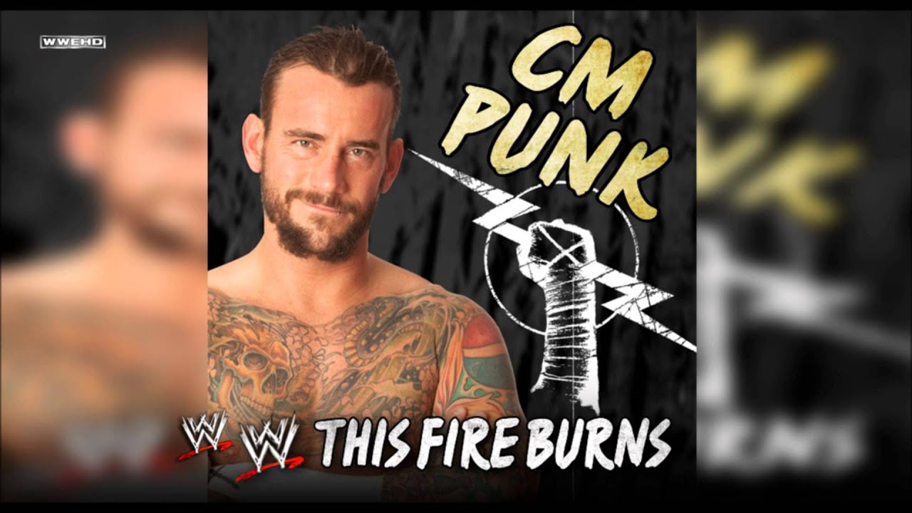 CM Punk UFC Theme Song Cult Of Personality by WWE MUSICHD