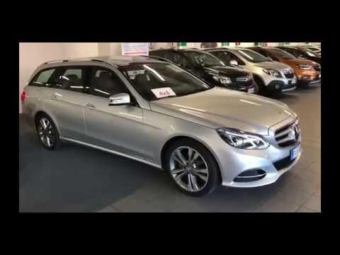 AUTOCITY Outlet: Mercedes-Benz Classe E - YouTube