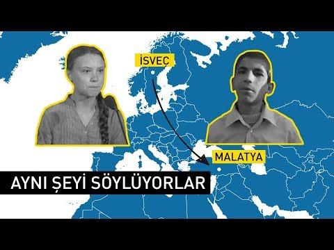 Greta'dan önce 2008 Yılında Malatya'dan Bir Ses Yükselmişti