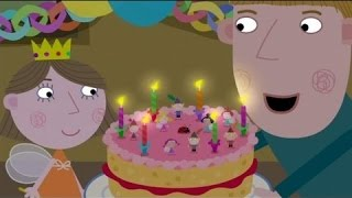 Ben and Holly's Little Kingdom  Episodes Cartoon for kids part 2 Compilation