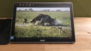 ACER Switch 3 2-in-1 touchscreen laptop blogger review
