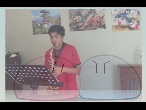 Clannad Dango Daikazoku - Alto Saxophone Cover
