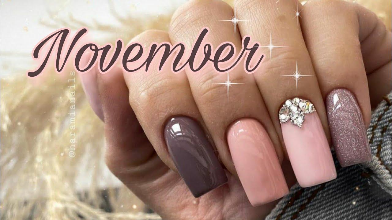 Tendencia Uñas Noviembre 🔸 Otoño Invierno 2020 🔸 Nail Trend November 🔸 Autumn Winter 2020