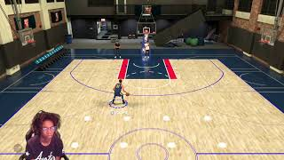 NBA 2K20 DEMO LIVE ! BEST DRIBBLE GOD BUILD AND BADGES