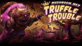 Mushroom Men Truffle Trouble Gameplay PC HD 1080p