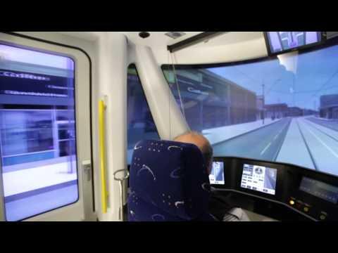 Yarra Trams - Tram Driver Simulator