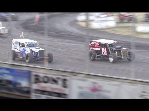 Dwarf Cars MAIN  7-3-16  Petaluma Speedway