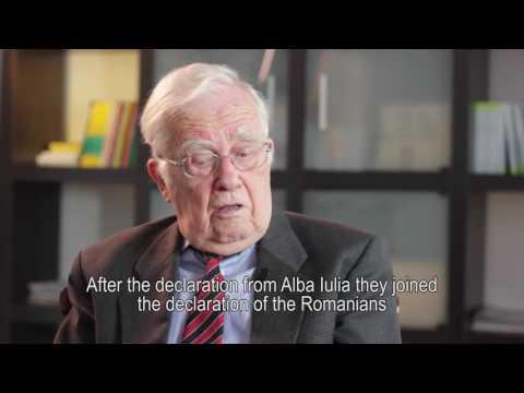 Alma Vii, Transylvania - The Transylvanian Saxons