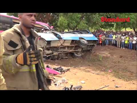 15 people killed in Malindi morning road crash
