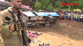 15 people killed in Malindi morning road crash