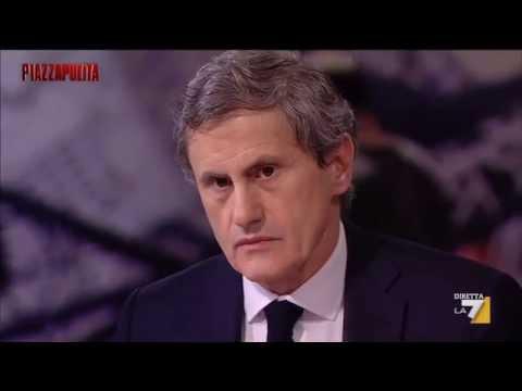 """Scontro Alemanno vs De Angelis: """"Hanno detto che ero un mafioso!"""""""