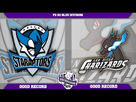 NPA Playoff Match - Dallas Staraptors VS San Diego Charizards! Live ORAS Wifi Battle!