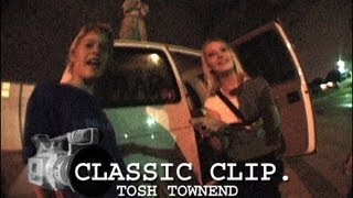 Tosh Townend You're Watching 411 Skateboard Video Magazine Station ID