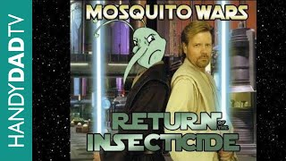 How to Kill Mosquitoes and Eliminate Them from your Yard
