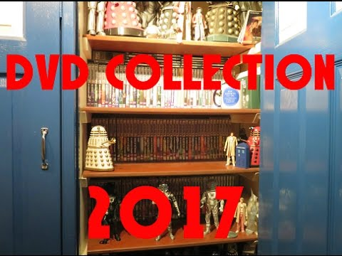 Doctor Who DVD Collection 2017