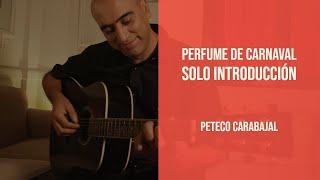 "Introduccion de guitarra de ""Perfume de carnaval"" (zamba) Composito..."