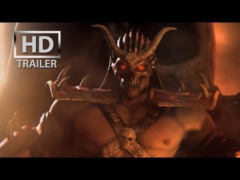Generate Mortal Kombat 9 - Kratos | story trailer [HD] OFFICIAL Trailer MK9 (2011) Images