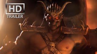 Mortal Kombat 9 - Kratos | story trailer [HD] OFFICIAL Trailer MK9 (2011) thumbnail