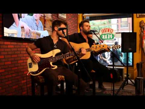 """The Swon Brothers """"I'll Be There For You"""" - Live from Central Perk"""