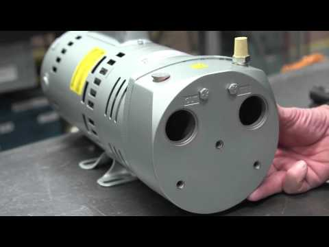 Rotary Vane Compressors Preventive Maintenance YouTube