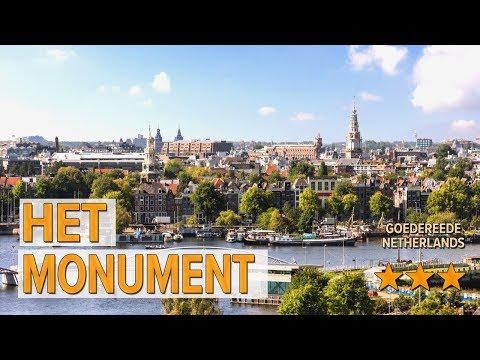 Het Monument Hotel Review | Hotels In Goedereede | Netherlands Hotels