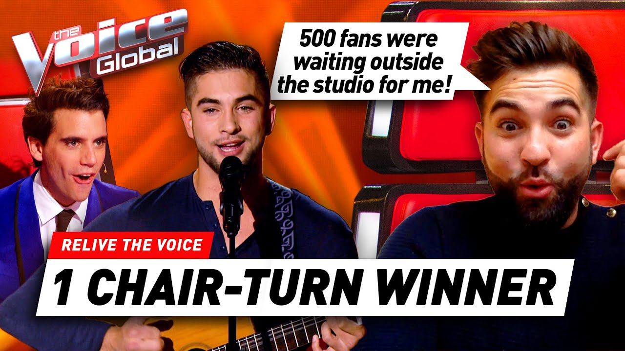 The MOST SUCCESSFUL talent became a Coach on The Voice Kids 😱   Relive The Voice