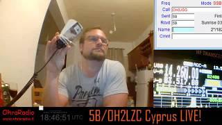 5B/OH2LZC Cyprus 13.9.2019