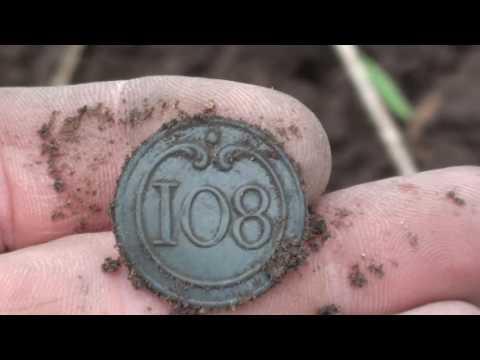 Metal detecting Lithuania 2016-08-16