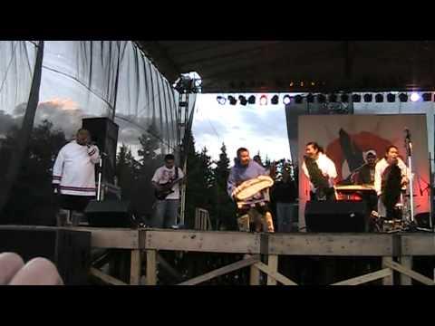 Labradorimiut - Sons of Labrador - Nain Drum Dancers and Gregoire Boys, Innu Nikamu 2010