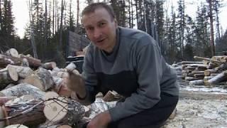 Художественный фильм ЖИЗНЬ И РАБОТА В ЛЕСУ 5 серия