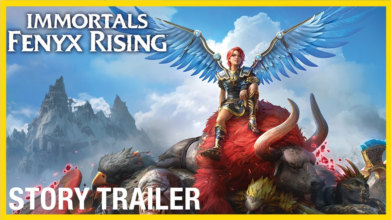 Immortals Fenyx Rising: Story Trailer | Ubisoft