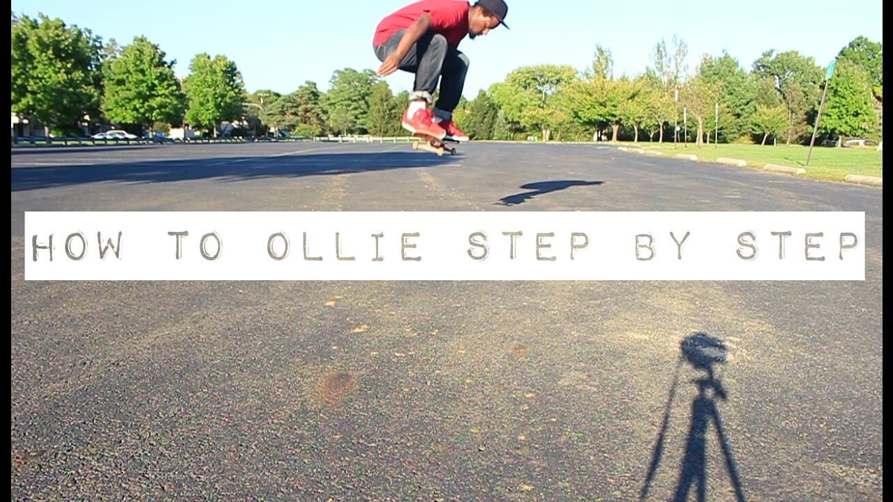 How To:ollie For Beginners