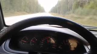 Chrysler Neon 2.0i 16v driving