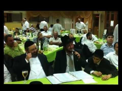 סיום מסיבת ראש חודש כסליו תשע''ג ישיבת רב פעלים חדרה