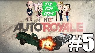 The FGN Crew Plays: H1Z1 Auto Royale #5 - Calculated