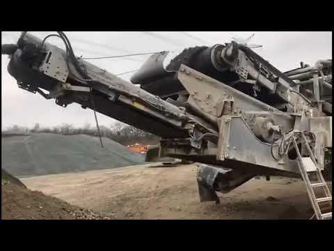 (3143) Metso LT 1110 S Prallmühle - mobil