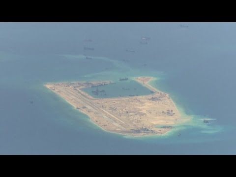 War of words over islands in South China Sea